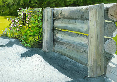 Painting - Overcoming The Wall by Lynn Babineau