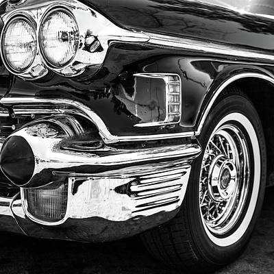 Photograph - Overdrive 3 by Ryan Weddle