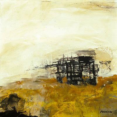 Painting - Overgrown by Gary Reddick