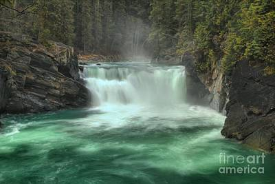 Photograph - Overlander Falls by Adam Jewell
