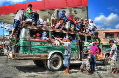 Photograph - Overload by Yhun Suarez