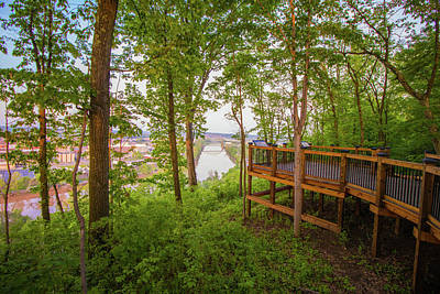 Photograph - Overlook At Boreman by Jonny D