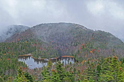 Photograph - Overlooking Marie Louise Lake Adirondacks by Toby McGuire