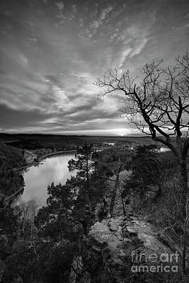 Photograph - Overlooking The Bluff by Dennis Hedberg