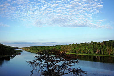 Photograph - Overlooking The Key River I by Debbie Oppermann