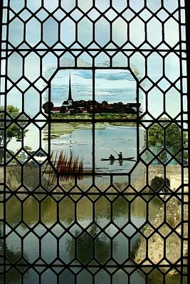 Wall Art - Photograph - Overlooking The Loire by Mary McGrath