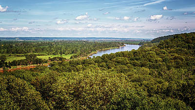Photograph - Overlooking The Mighty Mo by Susan Rissi Tregoning