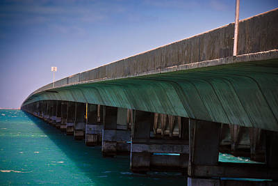 Photograph - Overseas Highway by Harry Spitz
