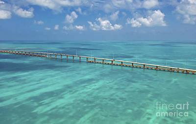 Overseas Highway Art Print