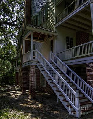 Photograph - Overseers Porch  by Ken Frischkorn