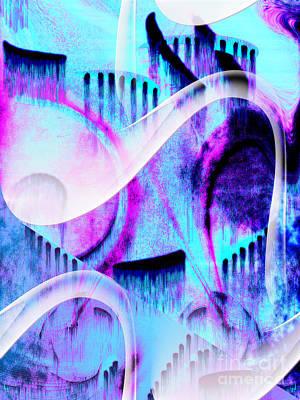 Digital Art - Overture by Yul Olaivar