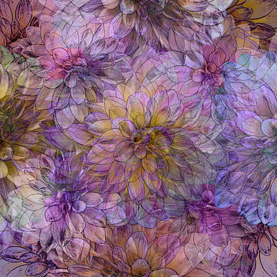 Digital Art - Overwhelming Fragrance by Mike Braun
