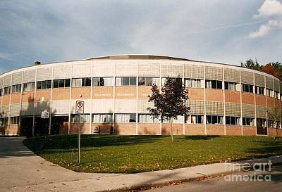Photograph - Owen Sound Collegiate Oscvi by Susan  Dimitrakopoulos