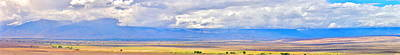 Photograph - Owens Valley Panorama by Marilyn Diaz