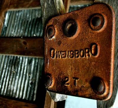 Owensboro Photograph - Owensboro by Cheney Thomasson