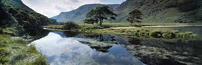 Remoteness Photograph - Owenveagh River, Glenveagh National by The Irish Image Collection