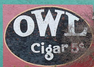Owl Cigars Original by John Adams