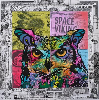 Owl Space Viking Original