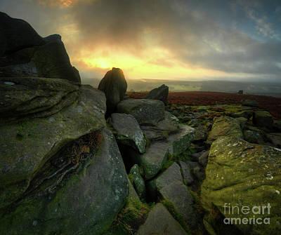 Photograph - Owler Tor 3.0 by Yhun Suarez