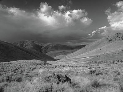 Photograph - Owyhee Mountains, Nv by Michael Balen