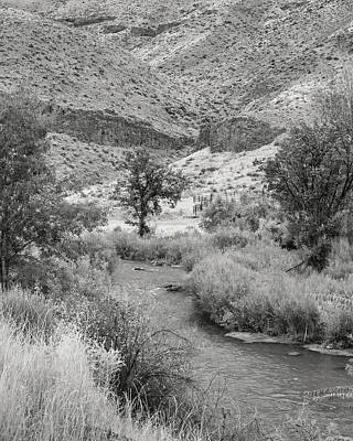Photograph - Owyhee River by Mark Mille