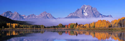 Teton Wall Art - Photograph - Oxbow Bend by Mikes Nature