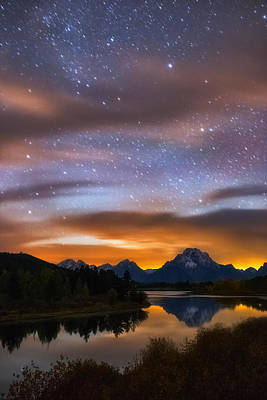 Photograph - Oxbow Dreams by Darren White