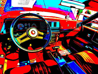 Photograph - Oxford Car Show II 5 by George Ramos