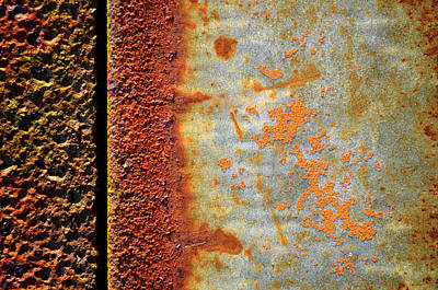 Photograph - Oxidation by Tom Druin