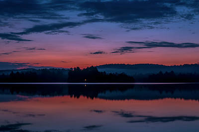 Photograph - Oxtongue Dawn by Irwin Seidman
