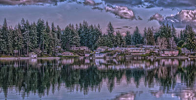Photograph - Oyster Bay 1 by Timothy Latta