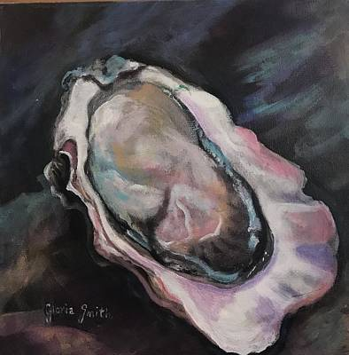 Painting - Oyster by Gloria Smith