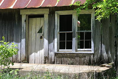 Photograph - Ozark Homestead by Marty Koch