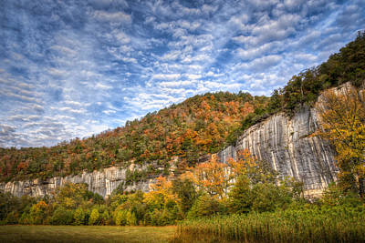 Photograph - Ozark Sky by James Barber