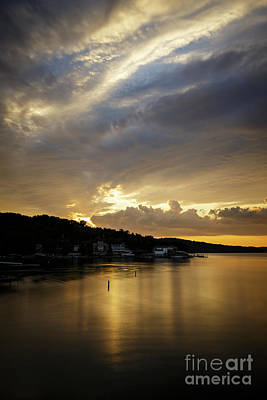 Photograph - Ozark Sunrise 2 by Dennis Hedberg