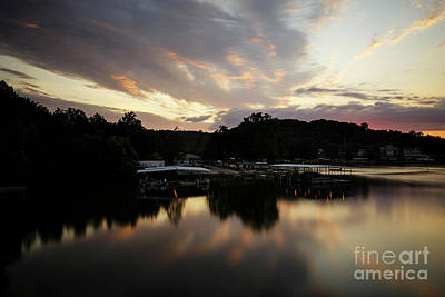 Photograph - ozark Sunrise 4 by Dennis Hedberg