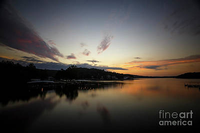 Photograph - Ozark Sunrise 5 by Dennis Hedberg