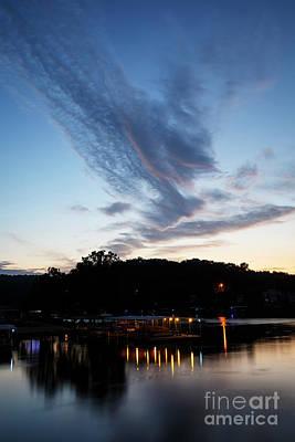 Photograph - Ozark Sunrise 6 by Dennis Hedberg