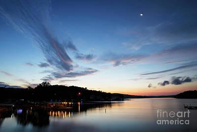 Photograph - Ozark Sunrise 7 by Dennis Hedberg