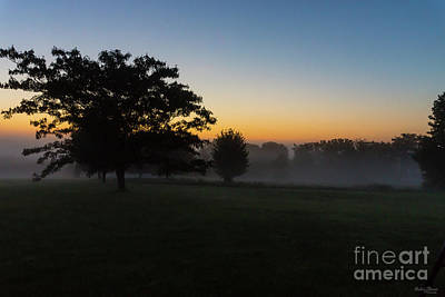 Photograph - Ozarks August Dawn by Jennifer White