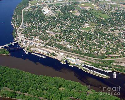 Photograph - P-010 Prescott Pierce County Wisconsin by Bill Lang