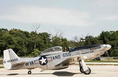 Photograph - P-51 Mustang - 2 by David Bearden