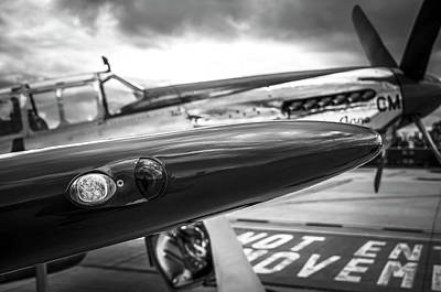 Photograph - P-51 Mustang - Series 7 by Eric Miller