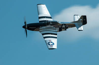 Photograph - P-51 Style by Brian Green