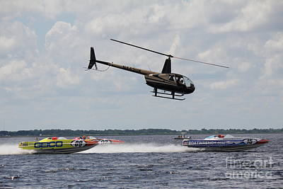 Photograph - P1 Powerboats by David Grant