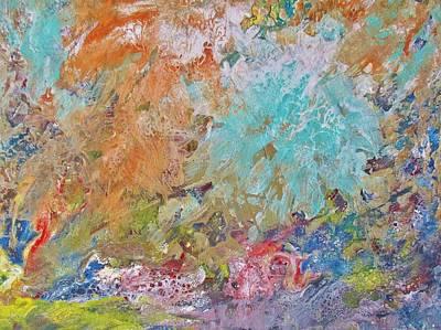 Painting - P2 - Reef by Jason Williamson