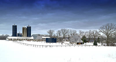 Photograph - Pa Farm by Paul Ross