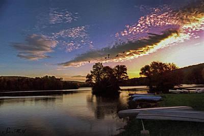 Photograph - Pa French Creek 2074 by Scott McAllister