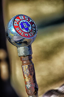 Photograph - Pabst Breweries by Mike Martin