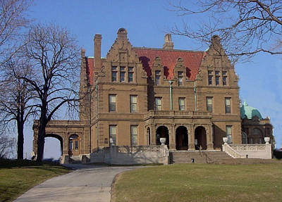 Travel - Pabst Mansion photo by Anita Burgermeister